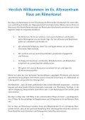 Informationen zum Betreuten Wohnen - Rheinische Gesellschaft - Page 3