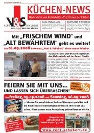 KÜCHEN-NEWS - Remscheid General-Anzeiger