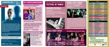 festival de tango MadaMe Piazzolla - rger.de