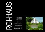 download RGI-HAUS Flyer 385 KB - RGI Rainer Gröschl eK