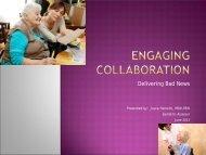 Engaging collaboration