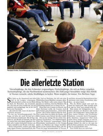 Die allerletzte Station - RGST