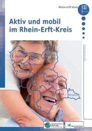 Aktiv und mobil im Rhein-Erft-Kreis