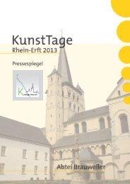 Pressespiegel 2013 - Rhein-Erft-Kreis