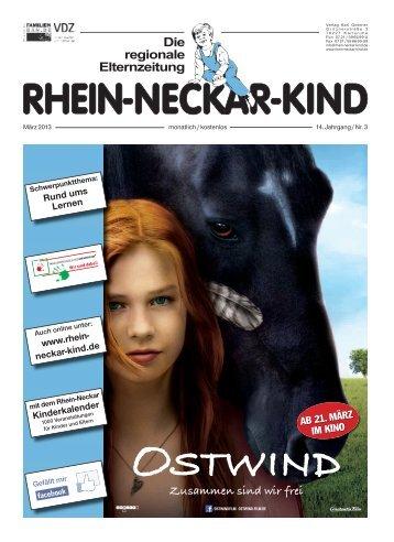 März 2013 - Rhein-Neckar-Kind