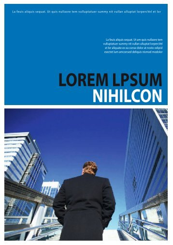 LOREM LPSUM NIHILCON