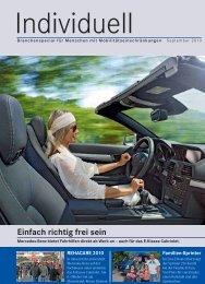 Branchenspecial Individuell - Mercedes-Benz Niederlassung Rhein ...