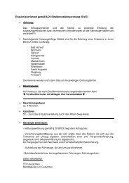 Erlaubnisverfahren gemäß § 29 ... - Rhein-Sieg-Kreis