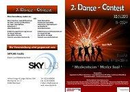 DANCE-CONTEST in Meckenheim am 30.11.2013 - Rhein-Sieg-Kreis
