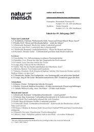 des 49. Jahrgangs 2007 - Rheinaubund