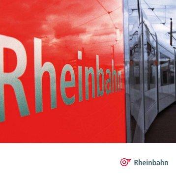 Bilgi hattı: 01803.50 40 30 - Rheinbahn