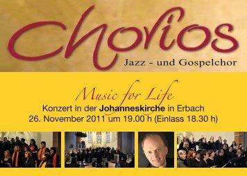 Music for Life - Rheingau