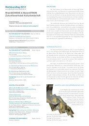 Werkbundtag 2012 - Rheinischer Verein