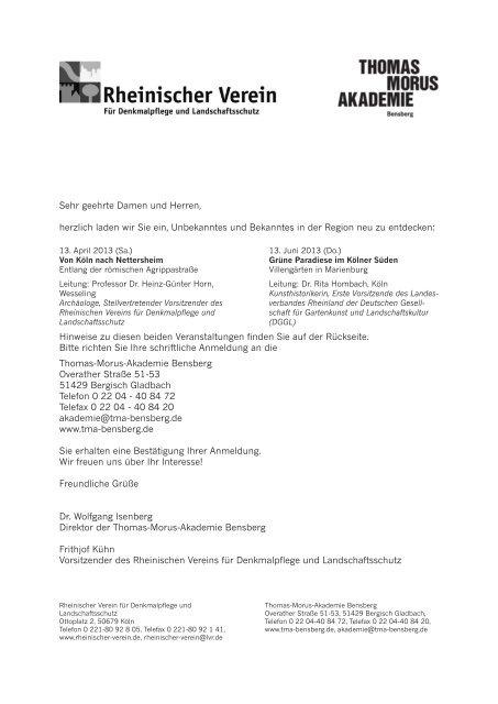 Overather Straße 51-53, 51429 Bergisch Gladbach - Rheinischer ...