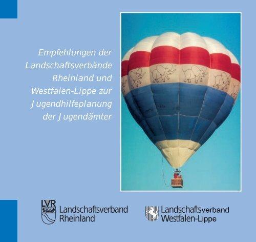 Empfehlungen zur Jugendhilfeplanung - Landschaftsverband ...