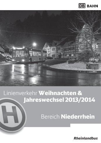 Bereich Niederrhein - Rheinlandbus