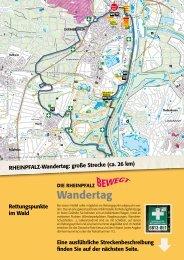Wandertag - Die Rheinpfalz