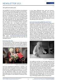 PDF Newsletter - Rheinschiene @ktuell