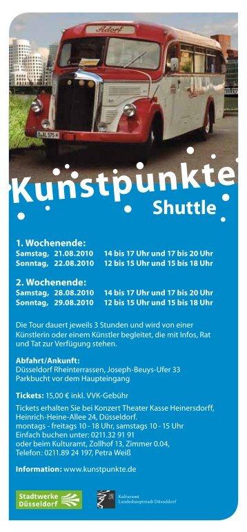 Kunstpunkte - Rheinschiene @ktuell