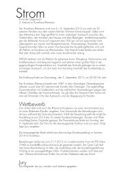 Wettbewerb Jury - Rheinschiene @ktuell