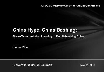 China Hype China Bashing