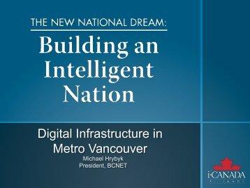 Digital Infrastructure in Metro Vancouver - MEDBC.ca