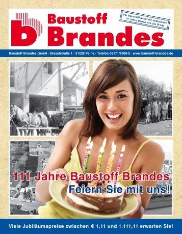 Mittwoch, 15.09.2010 - Baustoff Brandes