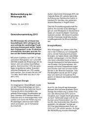 Medienmitteilung (PDF) - rhiienergie