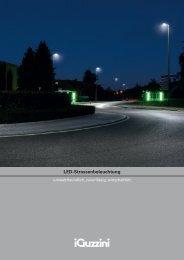 LED Strassenbeleuchtung in Igis - rhiienergie