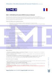 ©Datasheet   Rho-Delta Automotive & Consumer Products bv. By ...