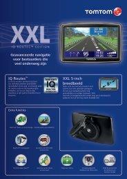 IQ Routes™ XXL 5-inch breedbeeld