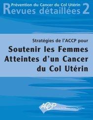 Stratégies de l'ACCP pour Soutenir les Femmes Atteintes d'un ...