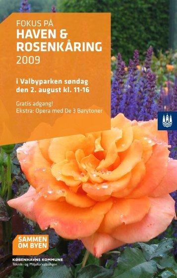 HAVEN & ROSENKÅRING - Rhododendronforeningen