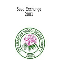 Download ARS seed catalogue 2001
