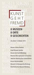 8 museen 8 orte 8 geschichten 100 jahre mainfränkisches museum - Page 3
