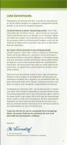 Tag der offenen Gartentür - Amt für Ernährung, Landwirtschaft und ... - Page 3