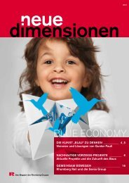 BLuE ECONOMY - Rhomberg Bau