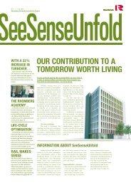 SeeSenseUnfold - Rhomberg Bau