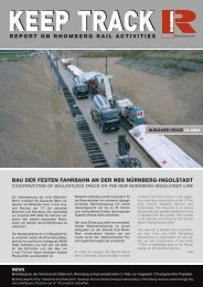 Download Keep Track Ausgabe 02_2004 - Rhomberg Bahntechnik