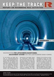 Download Keep Track Ausgabe 01_2004 - Rhomberg Bahntechnik