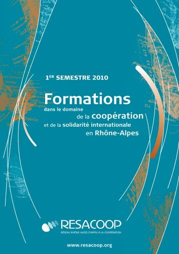 Formations - Rhône-Alpes Solidaires