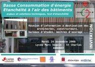 IN V IT A T IO N - Rhône-Alpes Solidaires