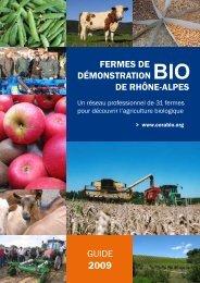 BIO - Rhône-Alpes Solidaires