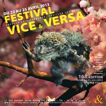 collectif ppcmart - Festival Vice et Versa