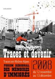 Télécharger le programme - Rhône-Alpes Solidaires
