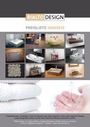 PREISLISTE 2009/2010