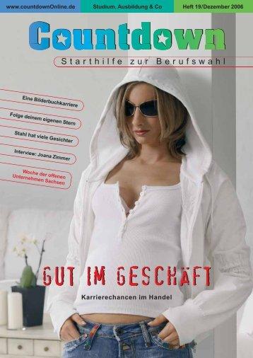 BIST DU FIT FÜRS GESCHÄFT? - Countdown