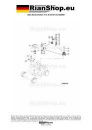 Sabo Benzinmäher 47-2 A SA127 bis 002960 Seite 1 von 22