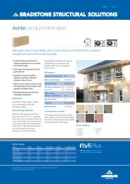 Ashlar product information - RIBA Product Selector