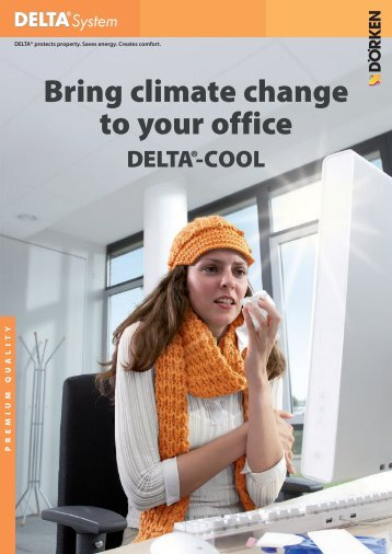 Delta Cool - RIBA Product Selector